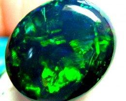 AAA QUALITY GEM INVESTMENT  BLACK OPAL L RIDGE GEM 10.7 CTS