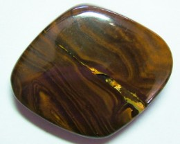 56 CTS DRILLED BOULDER OPAL LO-4509