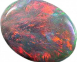 OPAL ELECTRIC FIRE RED OUTSTANDING 7.60CT L2185
