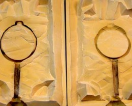 Rubber Moulding Handmade Designs SCO112