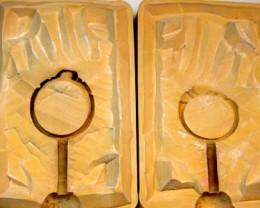 Rubber Moulding Handmade Designs SCO124