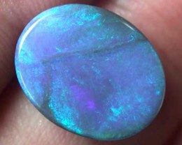 BLACK OPAL BLUE GREEN 4.50CT B392