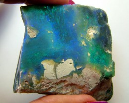 275CTS BLACK OPAL ROUGH CHUNKY PC DT-7457