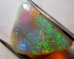 10.25 CTS CRYSTAL OPAL L RIDGE GORGEOUS PATTERN    -NC-411