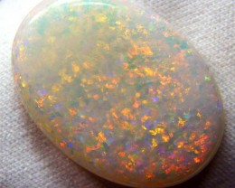 AAA QUALITY WHITE CUT SOLID OPAL 12.90CTS A4109RRP6200