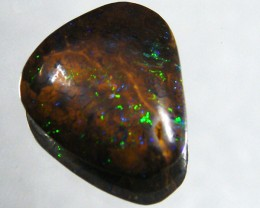 KOROIT  OPAL   VEINS COLOUR BOTH SIDES 11   CTS  MM 1064