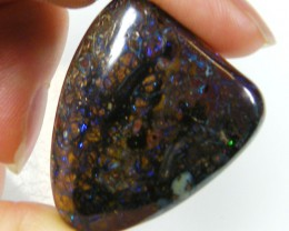 LARGE KOROIT  OPAL BLUE VEINS 73   CTS  MM 1069
