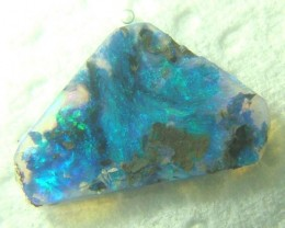 2.80 CTS BLACK OPAL RUB L.RIDGE   AS-1845      (TBO)