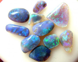 BLACK OPAL RUBS  11.5 CTS  AS-1857