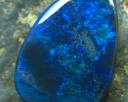 CUT & POLISHED OPAL FROM LIGHTNING RIDGE 2.35 CTS STONE A1946