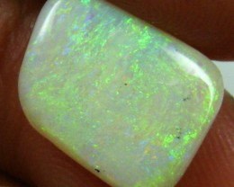 GREEN SHIMMER FLASH SOLID CRYSTAL OPAL 2.40 CTS QOM 202