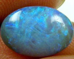 BLUE FLASH CRYSTAL OPAL 1.55 CTS  FOA 796