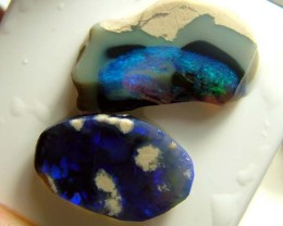 BLACK OPAL RUBS L. RIDGE 12  CTS  AS-2077
