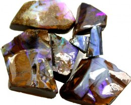 LARGE PIECES  OF BOULDER  ROUGH 329.15 CTS [BY1784]