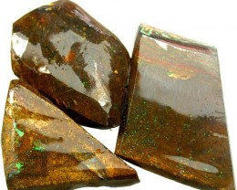 LARGE PIECES  OF BOULDER  ROUGH 362.10 CTS [BY1806]