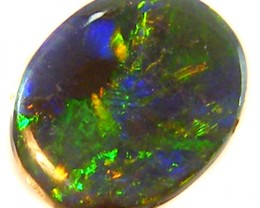 MULTI FIRE BLACK OPAL 1.11 CTS JO 1116
