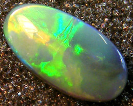 ROLLING FLASH BLACK OPAL1.45  CTS JO 1117
