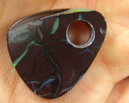 BOULDER  OPAL  INLAY  23 CTS  MM 1520