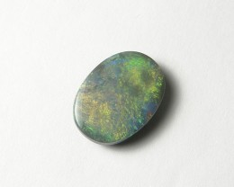 LIGHTNING RIDGE BLACK OPAL - 4.40ct - #OA711458