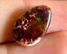 NATURAL MEXICAN OPAL IN MATRIX -  6.30 CTS [VS 3080 ]