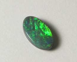 BLACK OPAL FROM LIGHTNING RIDGE - 0.85ct - #OA711313