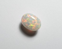 MULTI-COLOR OVAL FROM COOBER PEDY - 2.00ct - #OA711034