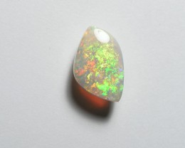 RED/GOLD CRYSTAL OPAL FROM COOBER PEDY - 2.30ct - #OA711055