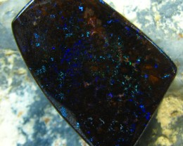 BEAUTIFUL PATTERN PICTURE QUALITY KOROIT OPAL ELECTRIC GREEN A2790