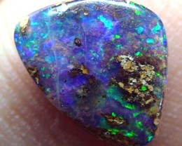 BOULDER OPAL SOLID CUT 2 CTS AS-7077