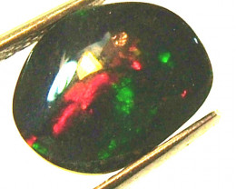1.25  CTS MEXICAN OPAL FIREY  DOUBLET   AS-8051