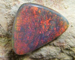 SHEEN FIRE BLACK  OPAL 1.90 CTS JO 1200