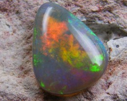 BRILLIANT FLASH MULTI FIRE  OPAL 5.40  CARATS MYG 69