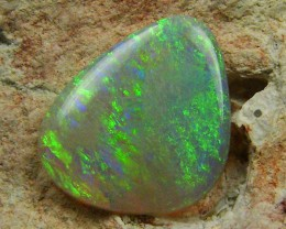 FREEFORM MULTI FIRE  OPAL2.25  CARATS MYG 71