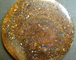 LARGE ROUND CUT OPAL