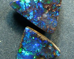 NICE ELECTRIC BLUE GREEN FIRE