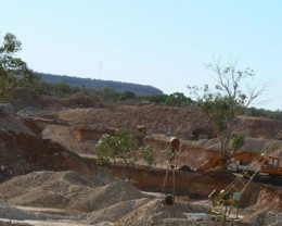 YOWAH OPAL FEILD - QUEENSLAND AUSTRALIA.....