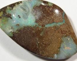 OpalWeb - Bargin Boulder Opal- Queensland  - 24.60Cts