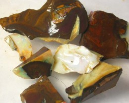 KOROIT ROUGH PARCEL - CHOCOLATE IRONSTONE370.00CTS [BY2014 ]