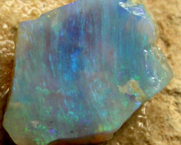 ROUGH OPAL FROM LIGHTNING  RIDGE  3.10 CTS [FR 358]