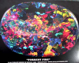 A4 SIZE GLOSSY THICK PAPER OF TOP BLACK OPAL
