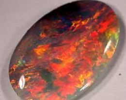 BRIGHT OPAL FROM LIGHTNING RIDGE-0.65 CTS