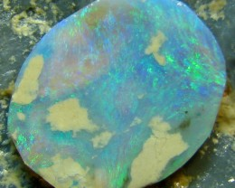 BLACK OPAL COLOR FULL RUB 4.65 CTS OVAL RUB