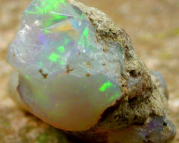 ''GAMBLE'' WELO ROUGH OPAL 8.60 CTS [VS4043]