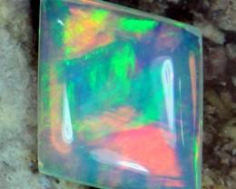 $1-ULTRAGEM NEON MET. 5/5brt BLUE XTAL WELO,ET EXOTICOPAL-NR
