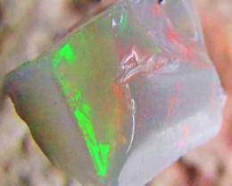 FFF Rough Ethiopian Opal 10.30 Carats  code QOM595