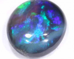 0.90 CT BRIGHT BLACK OPAL FROM LR   551818