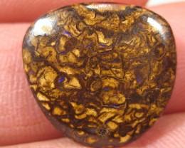 OpalWeb -Boulder Matrix Opal  from Queensland- 12.40Cts