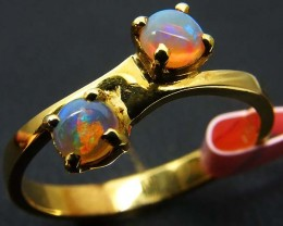 UNIQUE OPAL RING FROM JB COLLECTION RING SIZE 6.5 SCO387