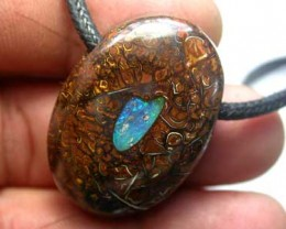 STUNNING YOWAH  INLAYED PENDANTS WITH STRAP [ AP30  ]