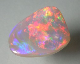LIGHTNING RIDGE SOLID OPAL 2.29ct  #5211/182